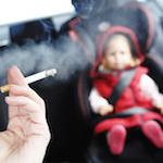 На сегодняшний день в Италии не существует запрета на курение в автомобиле, однако, в апреле 2015 года Сенат выступил с предложением внести изменения в Дорожный кодекс. Курящего водителя движущегося автомобиля, возможно, ожидает штраф в размере от 81 до 326 евро