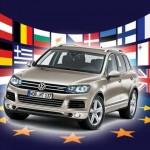 В каких случаях транспотное средство с иностранными номерами может передвигаться в Италии