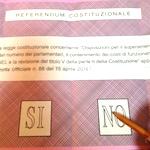 4 декабря 2016 г. в Италии состоялся конституциональный референдум. Явка в Италии и в консульских учреждениях за пределами страны составила 65,47%