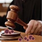 Итальянским юристам рекомендуется воздержаться от участия в слушаниях по гражданским, уголовным, административным и налоговым делам в судах на всей территории Италии, и в особенности, в красной зоне опасности.