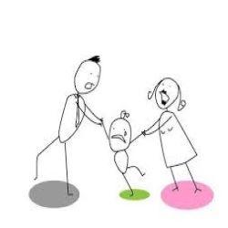 Правительство разъяснило правила перемещенгия бывших родителей для свиданий с детьми в карантинном режиме